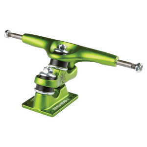 "9.0"" Gullwing Sidewinder II Lime Single Truck - Buy Longboard & Cruiser Skateboard, carving skateboard & Gullwing Sidewinder Trucks"