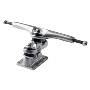 "9.0"" Gullwing Sidewinder II Silver Single Truck - Buy Longboard & Cruiser Skateboard, carving skateboard & Gullwing Sidewinder Trucks"