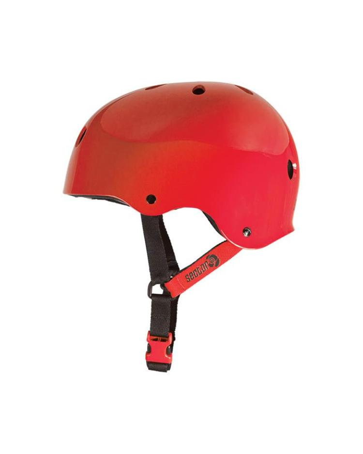 SUMMIT CPSC HELMET - RED - Buy Longboard & Cruiser Skateboard, carving skateboard & Gullwing Sidewinder Trucks