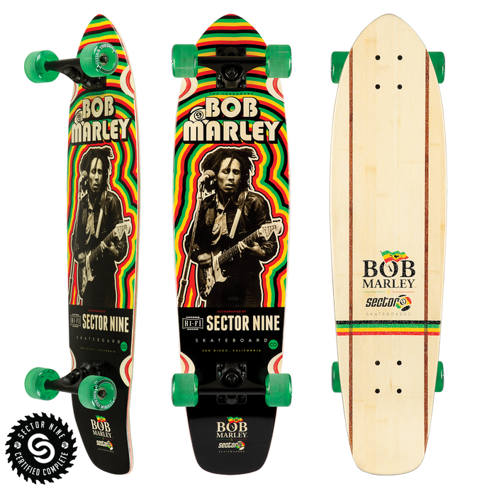 Trenchtown Rock - Buy Longboard & Cruiser Skateboard, carving skateboard & Gullwing Sidewinder Trucks