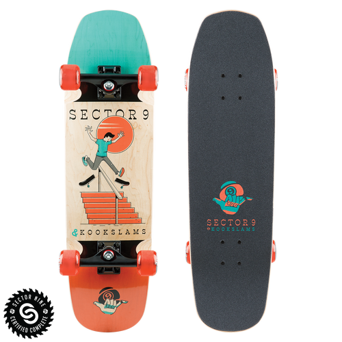 #NUTJOB - Buy Longboard & Cruiser Skateboard, carving skateboard & Gullwing Sidewinder Trucks