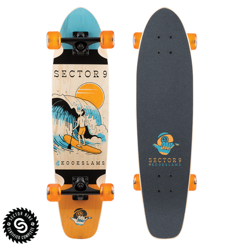 #SUPBRAH - Buy Longboard & Cruiser Skateboard, carving skateboard & Gullwing Sidewinder Trucks