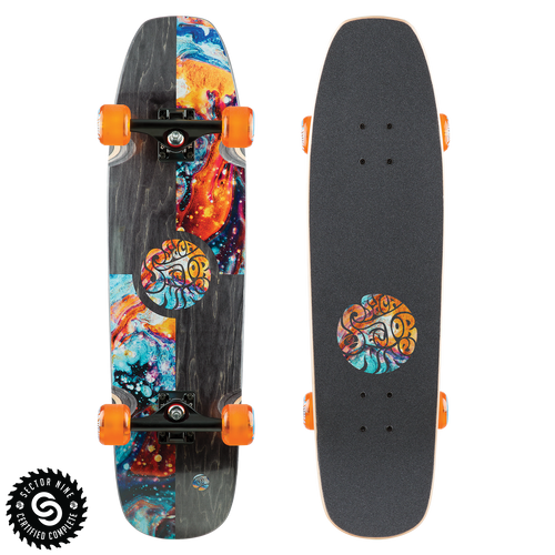 Vapor Cruiser LTD - Buy Longboard & Cruiser Skateboard, carving skateboard & Gullwing Sidewinder Trucks