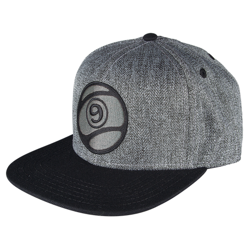 SPOT SNAPBACK - GREY - Buy Longboard & Cruiser Skateboard, carving skateboard & Gullwing Sidewinder Trucks