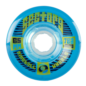 65MM 78A TOP SHELF (9BALL) - BLUE - Buy Longboard & Cruiser Skateboard, carving skateboard & Gullwing Sidewinder Trucks