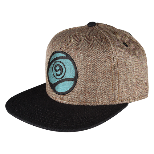 SPOT SNAPBACK - BROWN - Buy Longboard & Cruiser Skateboard, carving skateboard & Gullwing Sidewinder Trucks