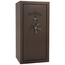 Load image into Gallery viewer, NEW Lincoln 25 - Level 5 Security - 110 Minute Fire Protection - Bronze Textured - Black Chrome Electronic Lock