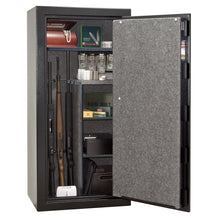 Load image into Gallery viewer, Liberty Safe-Centurion-24-Textured Black-Black Mechanical Safe Lock-Open Door