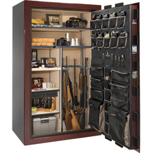 Load image into Gallery viewer, Liberty Safe-Classic Select-50-Champagne Gloss-Black Chrome Mechanical Safe Lock-Open-Door