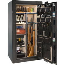 Load image into Gallery viewer, Liberty Safe-Classic Select-25-Black Gloss-Chrome Mechanical Safe Lock-Closed Door