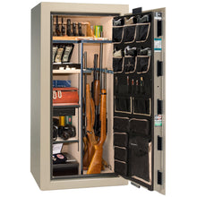 Load image into Gallery viewer, Liberty Safe-Classic Select-25-Black Gloss-Black Chrome Mechanical Safe Lock-Closed Door