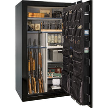 Load image into Gallery viewer, Liberty Safe-Magnum-40-Gray Marble-Black Chrome Mechanical Lock-Open-Door
