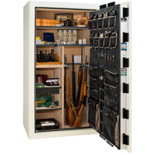 Load image into Gallery viewer, Liberty Safe-Presidential-50-White Marble-Black Chrome Mechanical Safe Lock-Open-Door