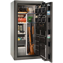 Load image into Gallery viewer, Liberty Safe-Presidential-25-White Marble-Black Chrome Mechanical Safe Lock-Closed Door