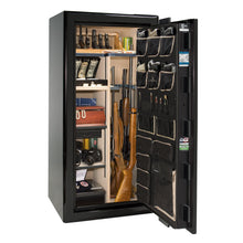 Load image into Gallery viewer, Liberty Safe-Presidential-25-Gray Gloss-Black Chrome Mechanical Safe Lock-Closed Door
