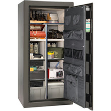 Load image into Gallery viewer, Liberty Safe-Home-20-Gray Marble-Black Chrome Electronic Safe Lock-Open Door