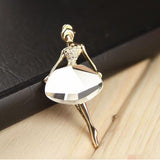 Beautiful Princess Ballerina Brooch