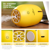 Lemon Aromatherapy Air Ultrasonic Humidifier Essential oil Diffuser