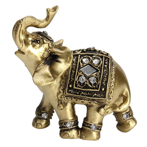 Elegant Elephant Statue for Wealth
