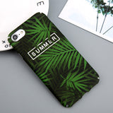 iPhoneGuards floral-leaves-iphone-case-covers T4 For iPhone 6 Plus Category_For Her, Material_Silicon, Model_iPhone 6, Model_iPhone 6 Plus, Model_iPhone 7, Model_iPhone 7 Plus, Model_iPhone 8, Model_iPhone 8 Plus, Tag_Candy, Tag_Cherry, Tag_Cute, Tag_Flexible, Tag_Flower, Tag_Leaves, Tag_Tree