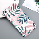 iPhoneGuards floral-leaves-iphone-case-covers T2 For iPhone 6 Plus Category_For Her, Material_Silicon, Model_iPhone 6, Model_iPhone 6 Plus, Model_iPhone 7, Model_iPhone 7 Plus, Model_iPhone 8, Model_iPhone 8 Plus, Tag_Candy, Tag_Cherry, Tag_Cute, Tag_Flexible, Tag_Flower, Tag_Leaves, Tag_Tree