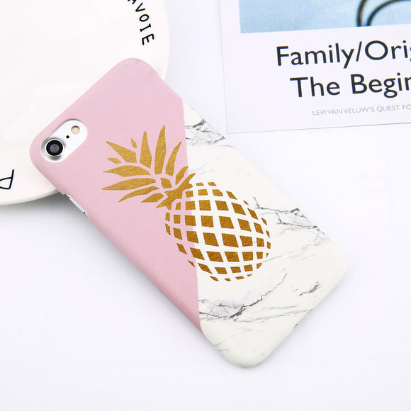 iPhoneGuards colorful-cartoon-cases-for-iphone Leaf For iPhone 6 6s Category_For Her, Model_iPhone 6, Model_iPhone 6 Plus, Model_iPhone 7, Model_iPhone 7 Plus, Model_iPhone 8, Model_iPhone 8 Plus, Tag_Geometry, Tag_Leaves, Tag_Pattern, Tag_Pineapple, Tag_Pink