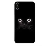 iPhoneGuards drawn-animal-iphone-case-covers 2 For iPhone 7 8 Silicon iPhone-6 iPhone-6-Plus iPhone-7 iPhone-7-Plus iPhone-8 iPhone-8-Plus iPhone-X Animal Cartoon Cat Cute Drawn