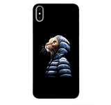 iPhoneGuards drawn-animal-iphone-case-covers 8 For 6Plus and 6sPlus Silicon iPhone-6 iPhone-6-Plus iPhone-7 iPhone-7-Plus iPhone-8 iPhone-8-Plus iPhone-X Animal Cartoon Cat Cute Drawn