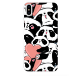 iPhoneGuards drawn-animal-iphone-case-covers 6 For iPhone 6 6S Silicon iPhone-6 iPhone-6-Plus iPhone-7 iPhone-7-Plus iPhone-8 iPhone-8-Plus iPhone-X Animal Cartoon Cat Cute Drawn