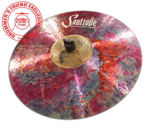 "Soultone Cymbals 19"" Dragon Fly Ride"