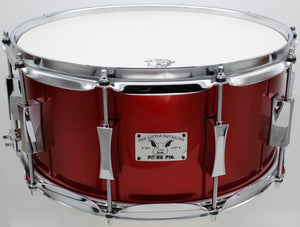 6.5x14 Little Squealer Firethorn Red Metallic