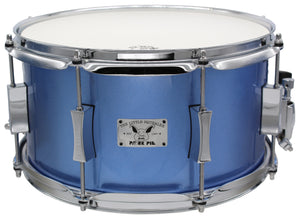 Pork Pie 7x13 Little Squealer 50/50 Porcaro Blue Snare Drum