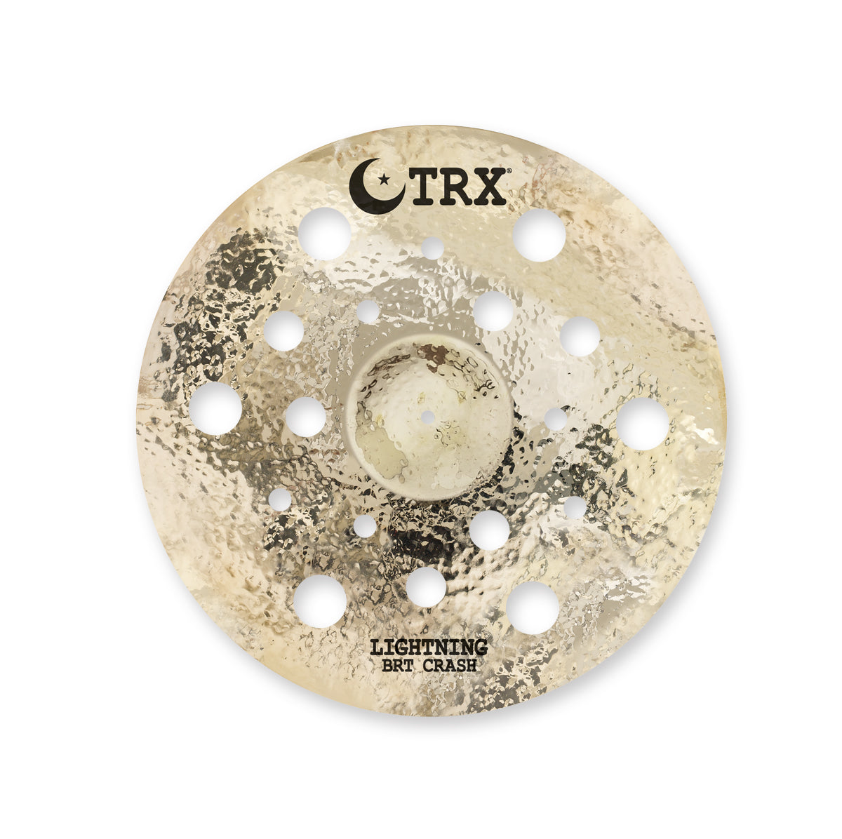 TRX Cymbals BRT Series Lightning Crash