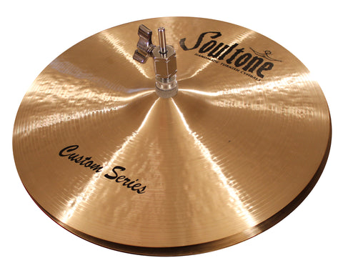 "14"" Custom Series Hi Hats Pair"