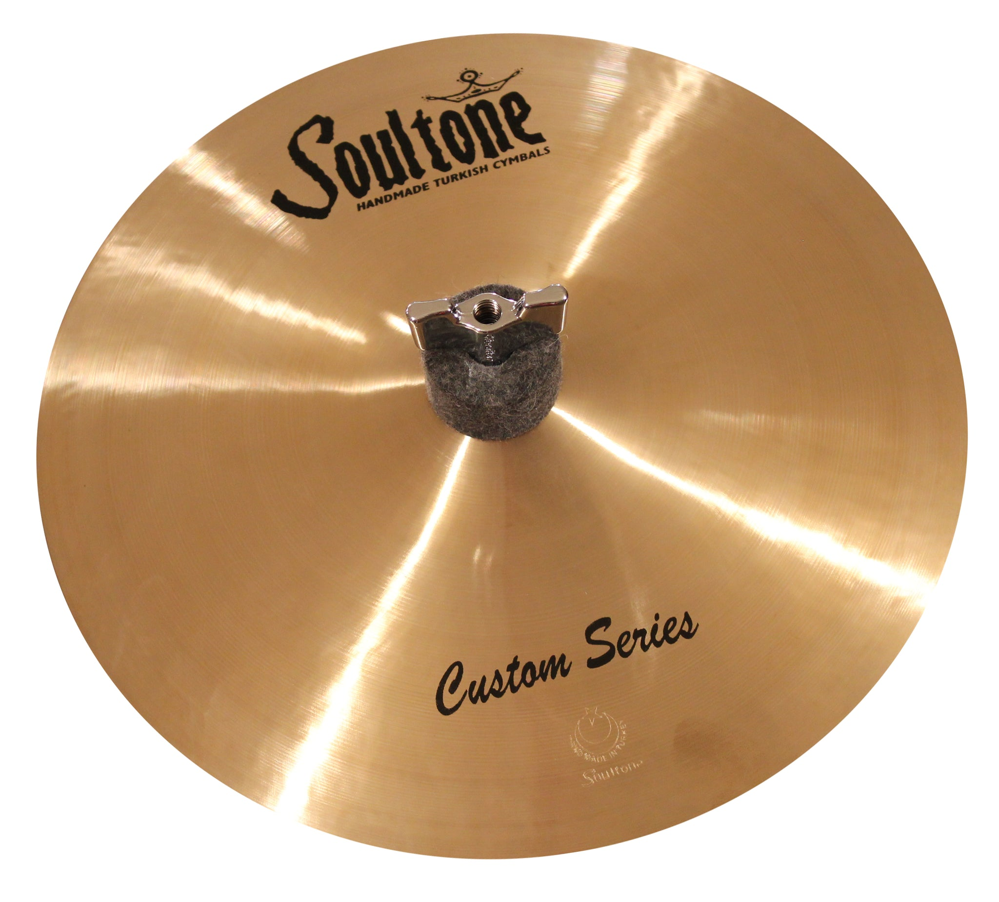 "12"" Custom Series Splash"