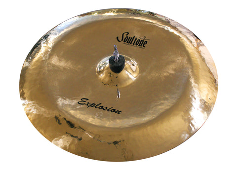 Soultone Cymbals Explosion Reverse Bell China