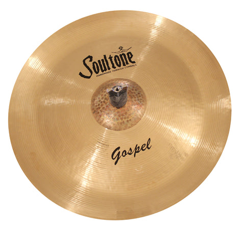 "10"" Gospel Hi Hats Pair"