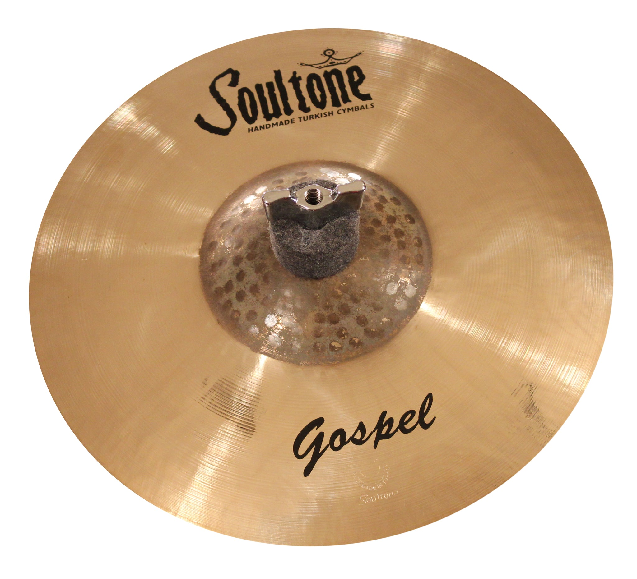 "10"" Gospel Splash"