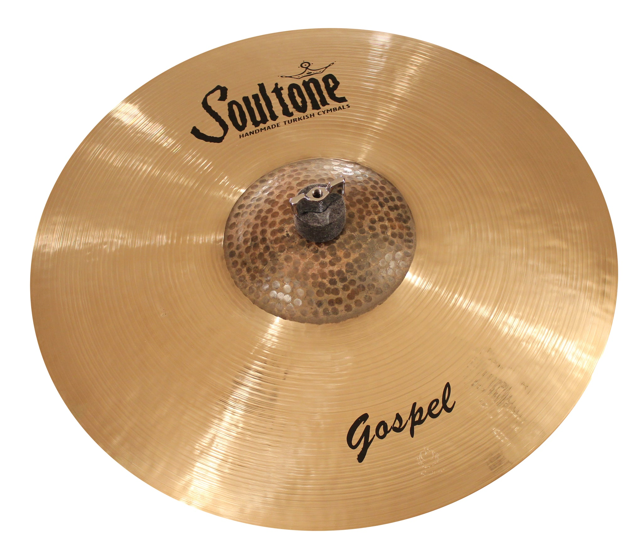 "15"" Gospel Crash"