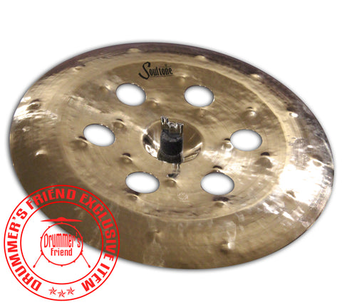 Soultone Cymbals Heavy Hammered FXO 6 China