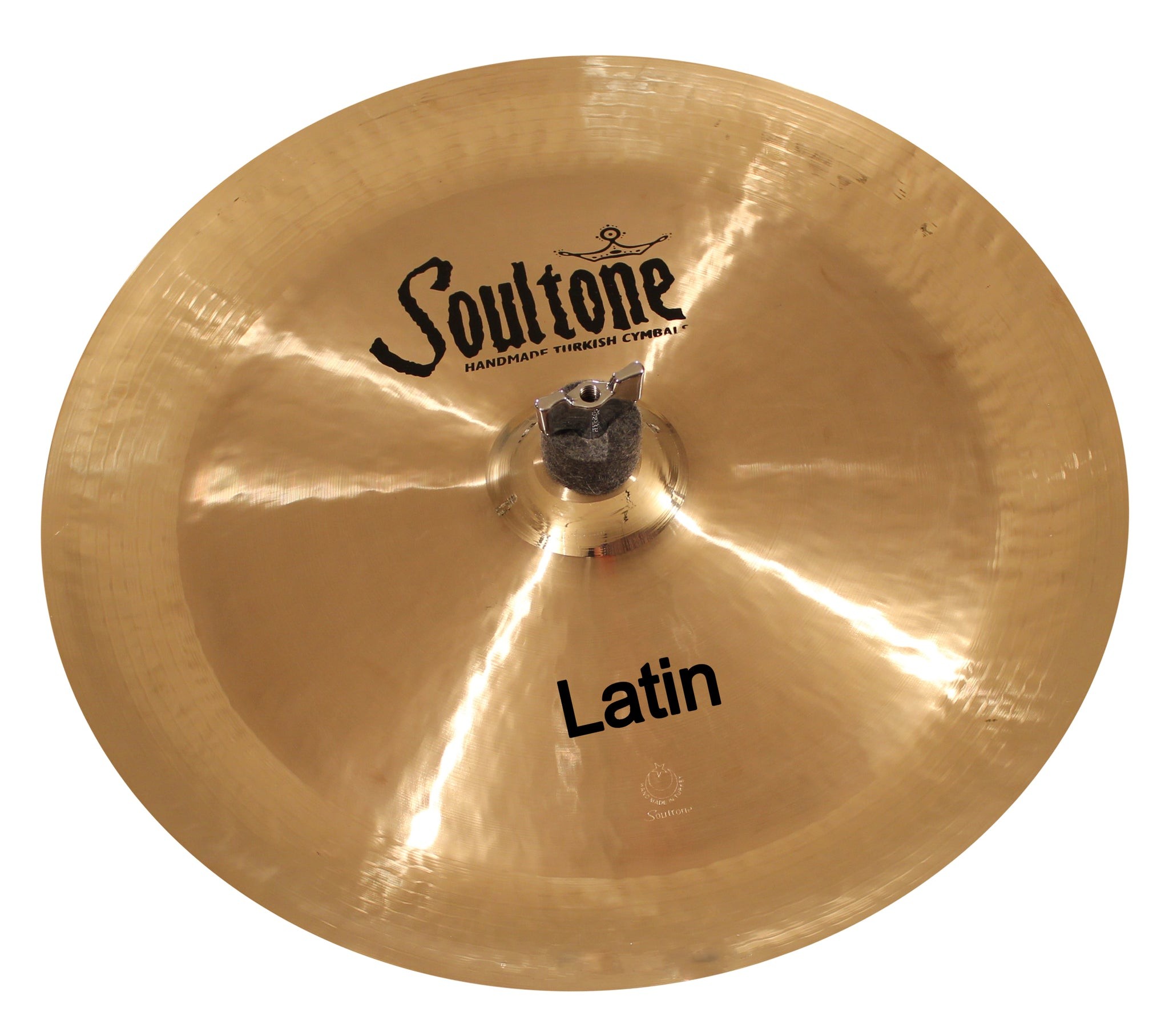 Soultone Cymbals Latin Prototype China