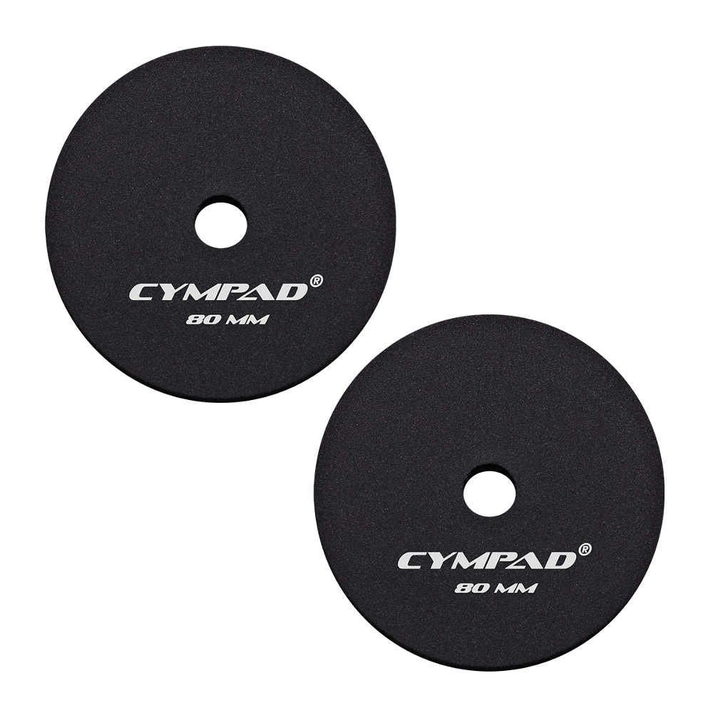 Cympad Moderator Double Set 80mm (2-pieces)