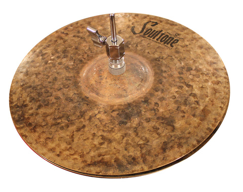 "14"" Natural Prototype Hi Hats"
