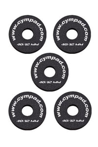 Cympad Optimizer Set 40/12mm (5-pieces)