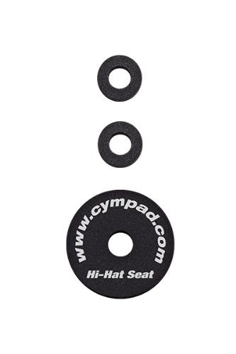 Cympad Optimizer Hi-Hat Clutch&Seat Set (3-pieces)