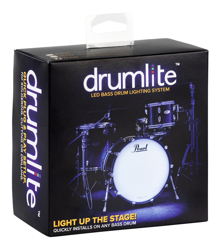Drum Lite Bass Drum Starter Pack with Trigger