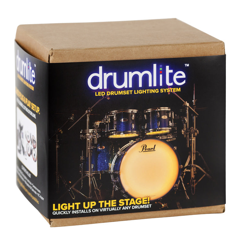 Drum Lite Full Kit Starter Pack