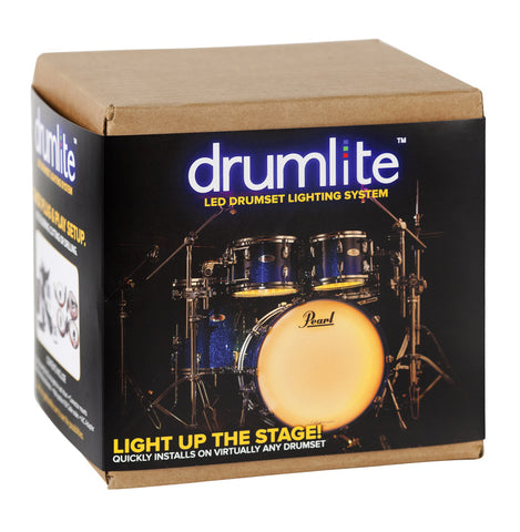 Drum Lite Full Kit Starter Pack with Triggers