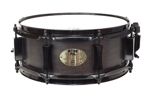 5x12 Little Squealer Black Satin with Black Hardware