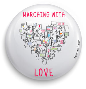 Marching with Love